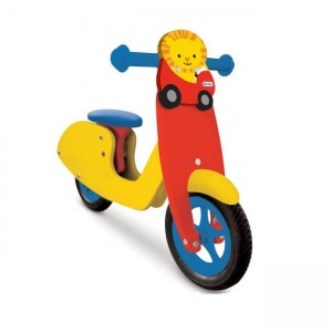 Rowerek biegowy Little Tikes Wood Ride On